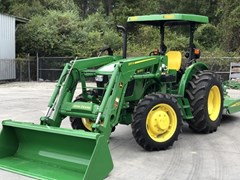 Tractor - Utility For Sale 2018 John Deere 5055E , 55 HP