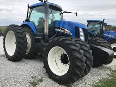 Tractor For Sale 2004 New Holland TG285