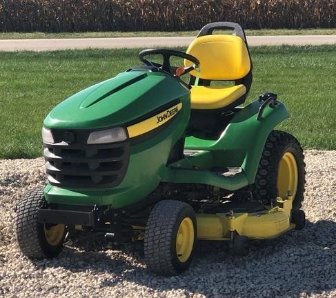 2010 John Deere X540 Riding Mower For Sale