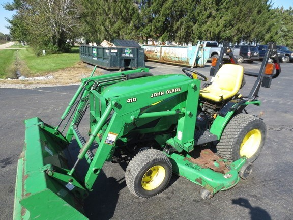 2002 John Deere 4010 Tractor For Sale