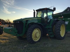 Tractor - Row Crop For Sale 2009 John Deere 8130 , 180 HP
