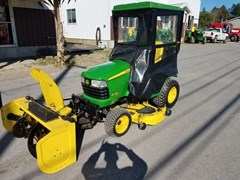 Lawn Mower For Sale 2009 John Deere X748 , 25 HP