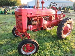 Tractor - Utility For Sale 1941 Farmall A , 16 HP