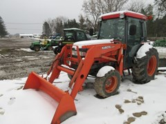 Tractor For Sale 1999 Kubota L3710 , 36 HP