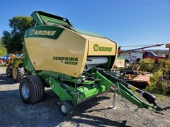 Baler-Round For Sale 2019 Krone F155XC