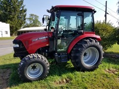 Tractor - Compact For Sale 2019 Case IH F55c CAB , 53 HP