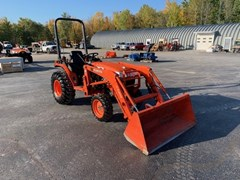 Tractor For Sale 2008 Kubota B2630HSD