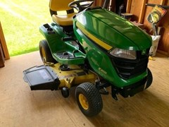 Lawn Mower For Sale 2014 John Deere X300 , 18 HP