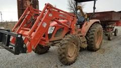 Tractor For Sale 2014 Kioti RX7320 , 73 HP