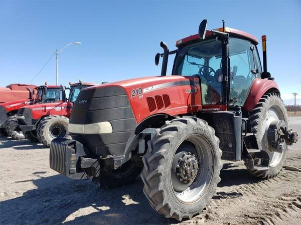 2012 Case IH MAGNUM 210 CVT Tractor For Sale