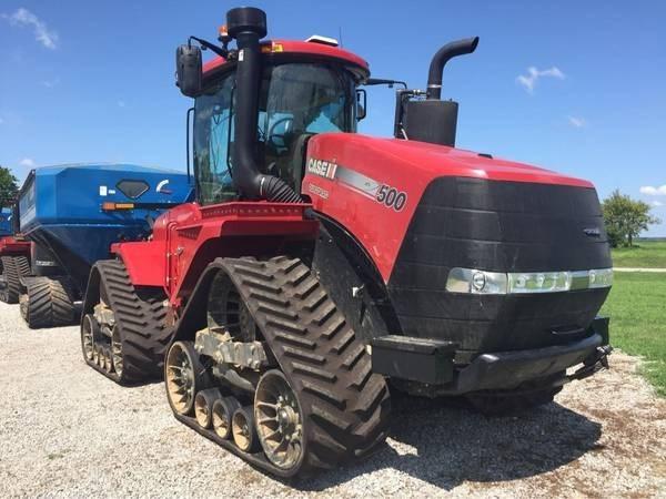 2019 Case IH Steiger 500 Quad Tractor For Sale