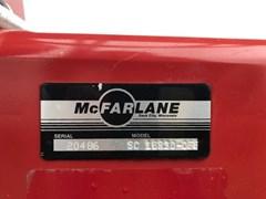 Tillage For Sale 2018 McFarlane SC 16R30-DFF