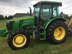 Tractor - Utility For Sale 2015 John Deere 5085E , 85 HP
