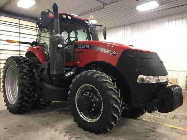 2015 Case IH MAGNUM 250 Tractor For Sale