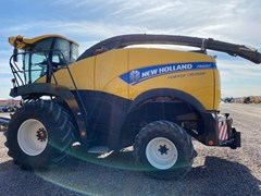 Crop Chopper For Sale New Holland FR650