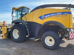 Crop Chopper For Sale New Holland FR850