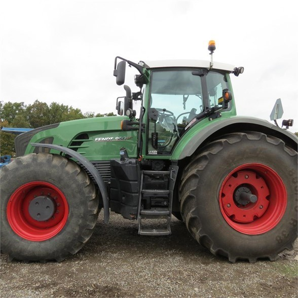 2012 Fendt 930 Tractor For Sale