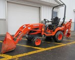 Tractor For Sale: 2015 Kubota BX25D, 25 HP