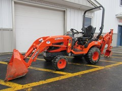 Tractor For Sale:  2015 Kubota BX25D , 25 HP