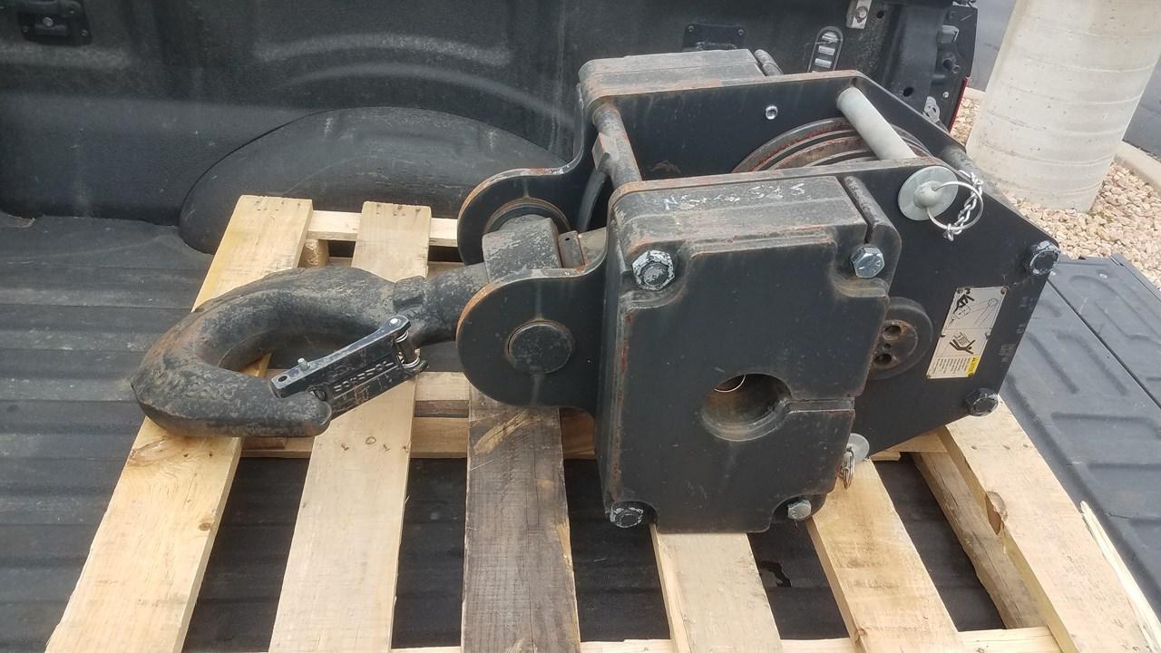 2013 Johnson 40 TON Crane Attachment For Sale