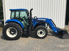 Tractor For Sale 2015 New Holland T4.110 , 107 HP