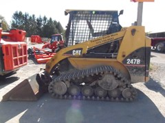 Skid Steer For Sale Caterpillar 247B , 60 HP