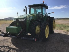 Tractor - Row Crop For Sale 2013 John Deere 8360R , 360 HP