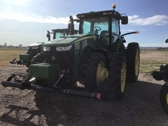 Tractor - Row Crop For Sale 2012 John Deere 8335R , 335 HP