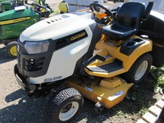 Lawn Mower For Sale 2014 Cub Cadet GTX2100 , 22 HP
