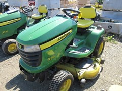 Lawn Mower For Sale 2012 John Deere X320 , 22 HP