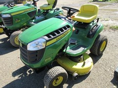 Lawn Mower For Sale 2013 John Deere D110 , 19 HP
