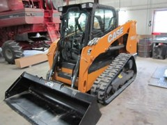 Crawler Loader For Sale 2017 Case TR310