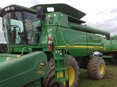 Combine For Sale 2006 John Deere 9660 STS