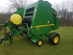 Baler-Round For Sale 2014 John Deere 459 Silage Special