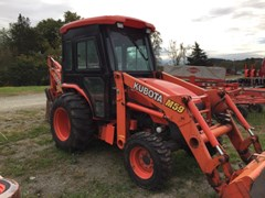 Tractor For Sale 2013 Kubota M59TLB-LB , 59 HP