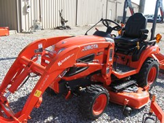 Tractor - Compact For Sale 2015 Kubota BX2670