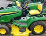 Riding Mower For Sale: 2017 John Deere X570, 24 HP