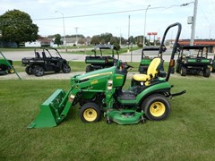 Tractor For Sale 2013 John Deere 1025R , 25 HP