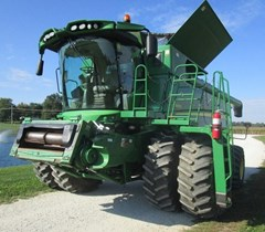 Combine For Sale 2013 John Deere S670