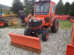 Tractor - Compact For Sale Kubota B2710 , 27 HP