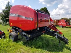 Baler-Round For Sale 2019 Case IH RB455