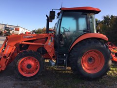 Tractor For Sale 2014 Kubota M7060HDC , 70 HP