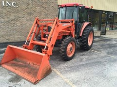 Tractor For Sale 2003 Kubota M6800HDC
