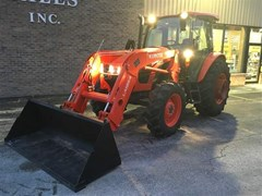 Tractor For Sale 2015 Kubota M5-091HDC , 91 HP