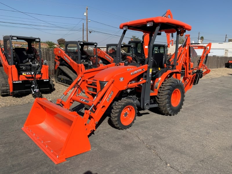 2021 Kubota B26 Loader Backhoe For Sale
