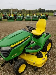 Lawn Mower For Sale 2017 John Deere X590
