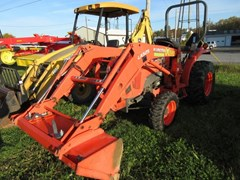 Tractor - Compact Utility For Sale 2015 Kubota L3901 , 37 HP