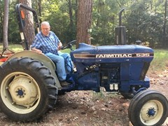 Tractor For Sale Farmtrac FT535 , 35 HP