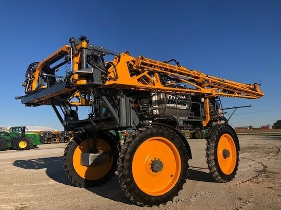 2012 Hagie STS12 Sprayer-Self Propelled For Sale