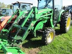 Tractor For Sale 2005 John Deere 4720 , 58 HP